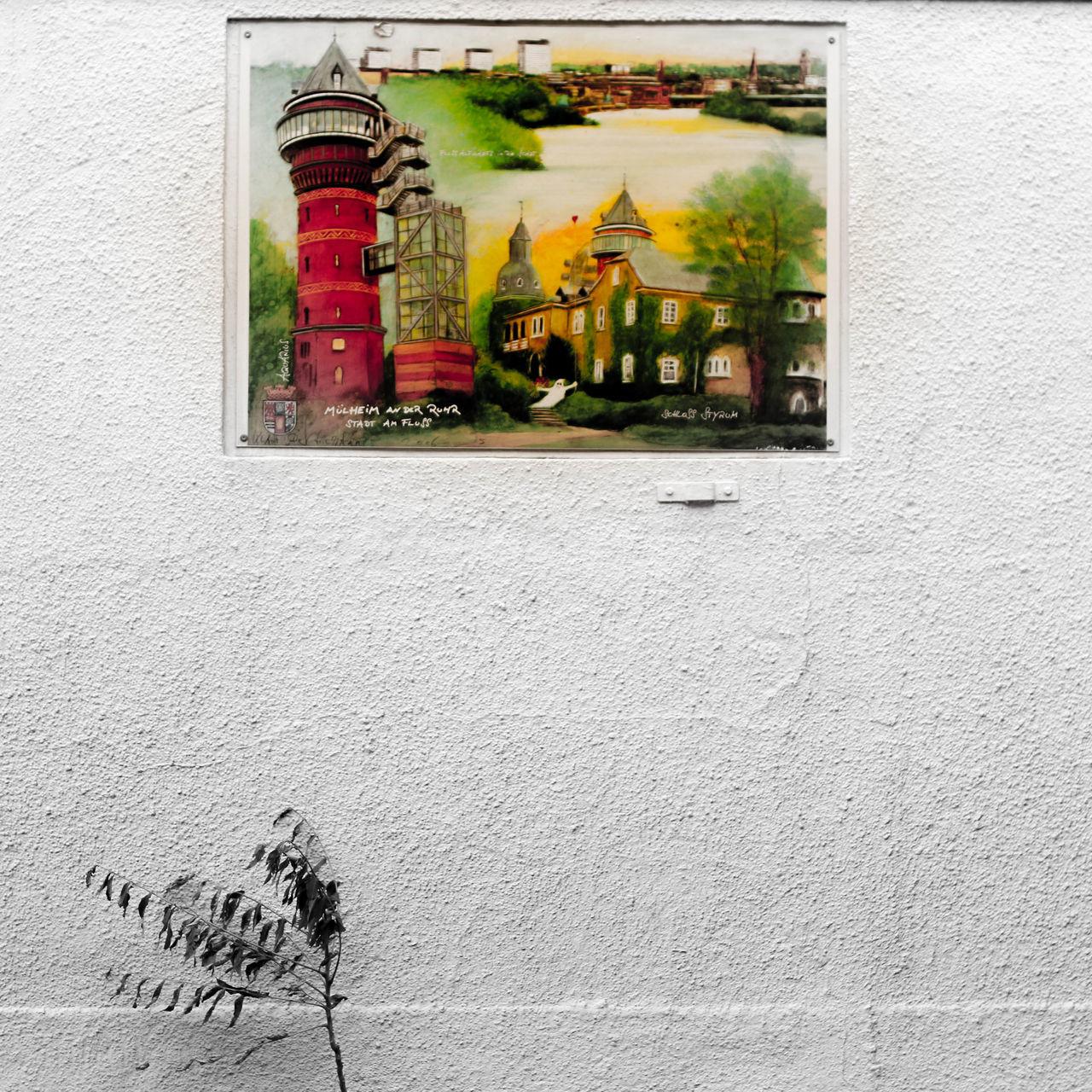 Chill Colorful Day Out Deutschland Hauptbahnhof Müllheim NRW Street