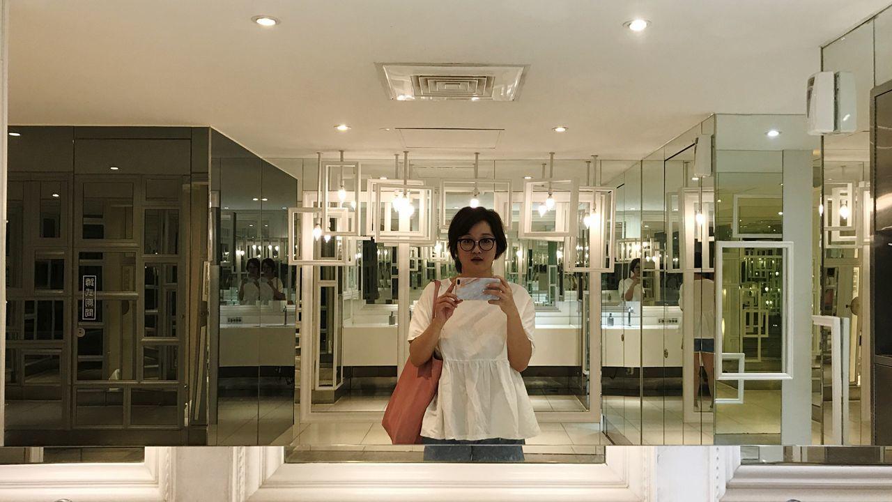 Obligatory Bathroom Selfie 🤓