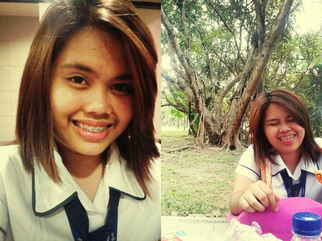 Pa-Girl pa si Ate, Tapos biglang AYYYY! Shaaaabuuu pa! =))