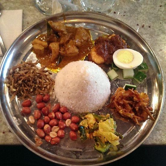 National dish of Malaysia