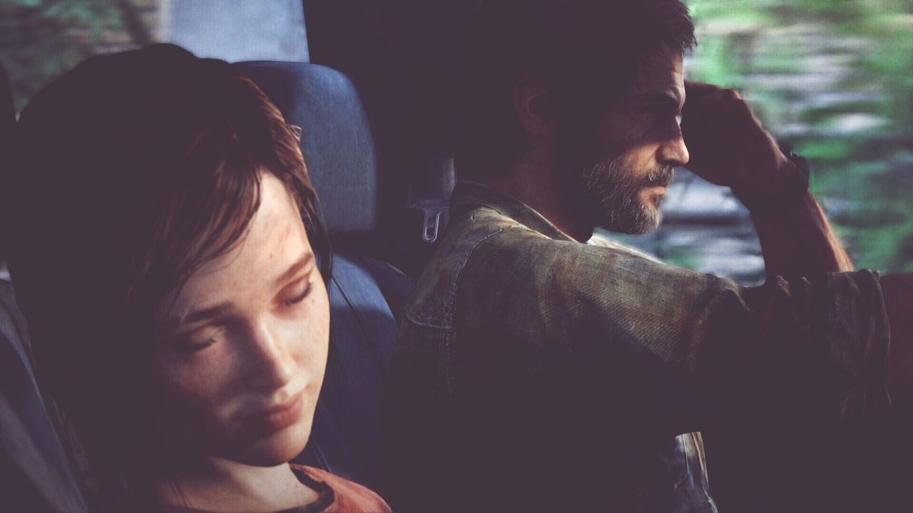 Game Playstation 4 The Last Of Us TLOU