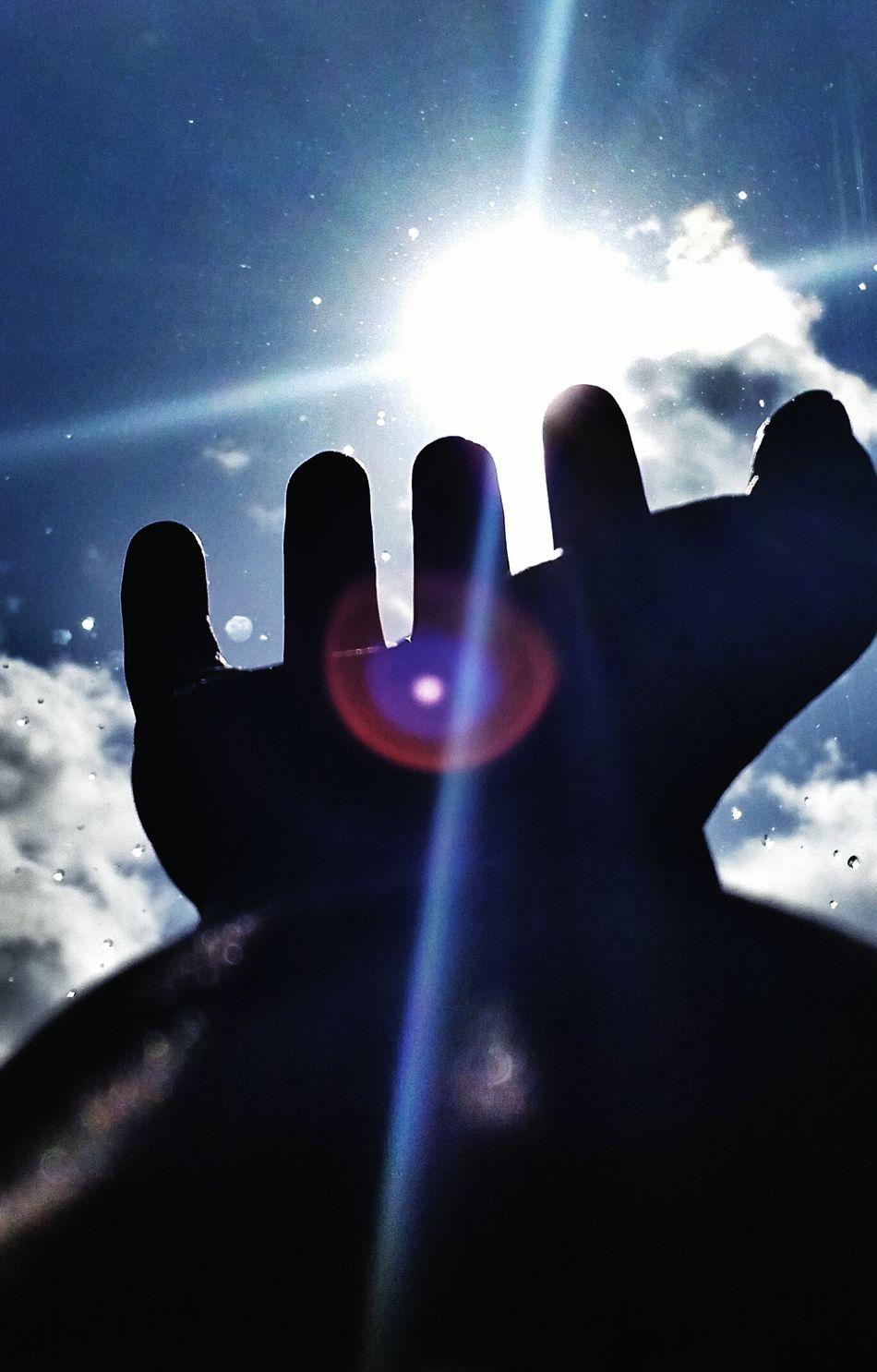 Beautiful stock photos of sunshine, Aspirations, Cloud, Day, Human Body Part
