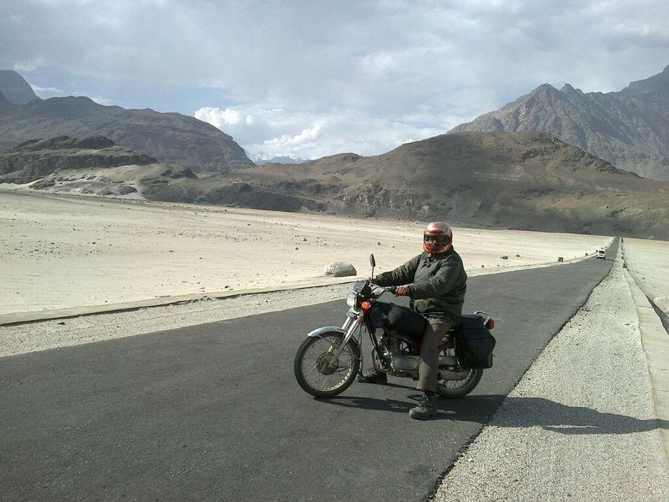 Pakistani Traveller