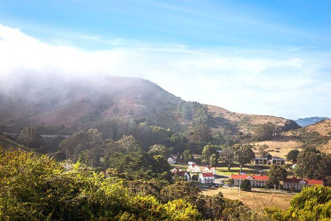 USA California Vacation Urlaub 2015  Nikon Nikon D610 Landscape San Francisco Fog