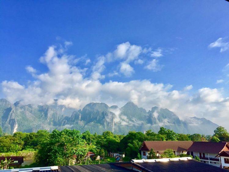 Cloud - Sky Mountain Tree Sky Outdoors