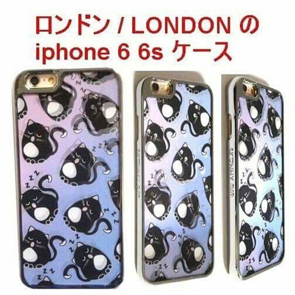 セレクトショップレトワールボーテ スマホケース IPhone Iphone6 Iphonecase アイフォンケース アイホン 猫 変化