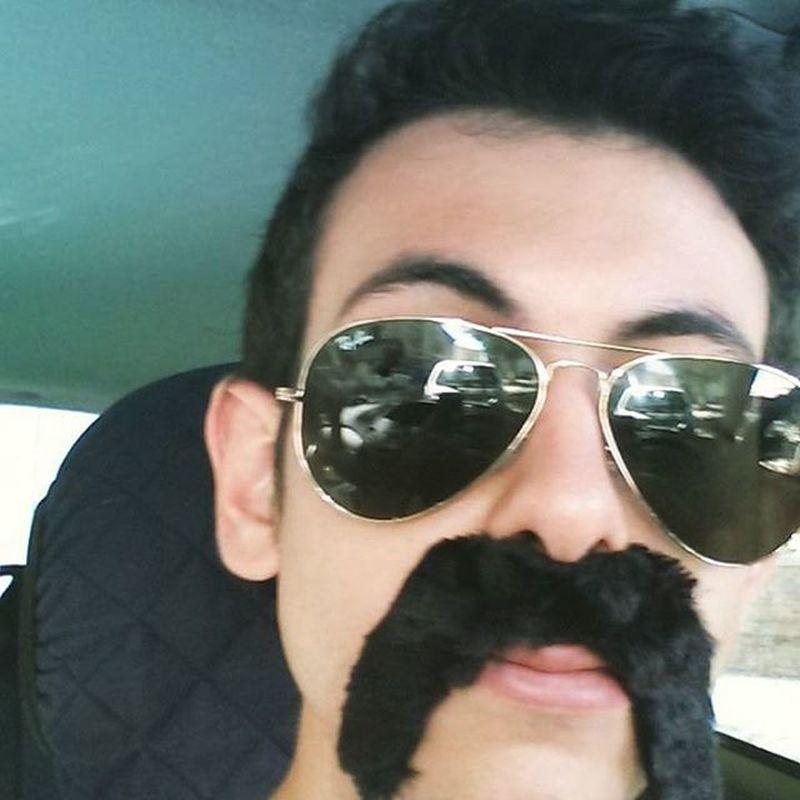 Baffi ne abbiamo? Baffi Mustache Pancho Messicoenuvole