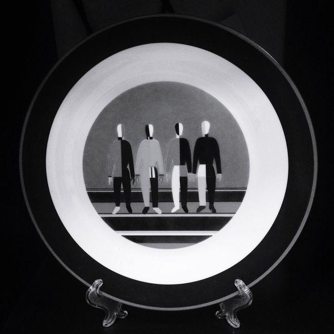 Art Olympic Malevitch Circle Geometric Shape
