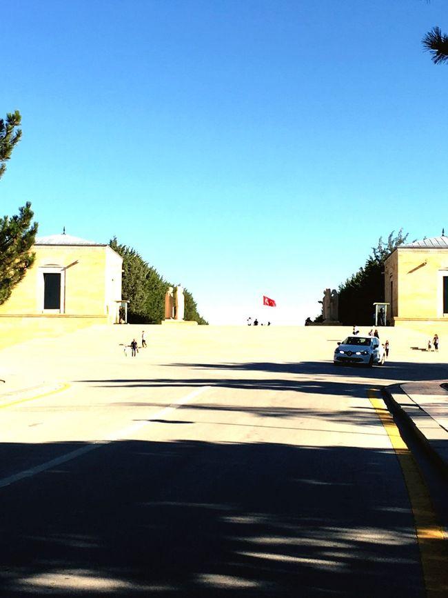Turkeyphotooftheday Atatürk Anıtkabir Republic Freedom First Eyeem Photo