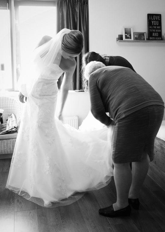 Bride Wedding Dress Wedding Happiness Black & White Photography Brideoftheday Bride Dress Bride To Be Bride Photography Bride.. #BigDay .. Wedding Party Kim Veldman