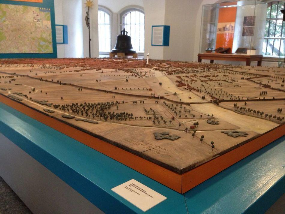 Schlesisches Tor in 1750 #schlesi #Berlin