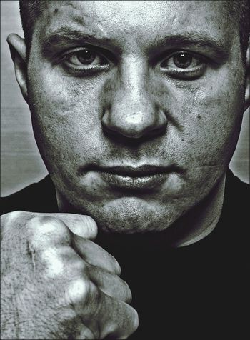 Legend MMA Greatness Fighter Fedor Emelienenko.