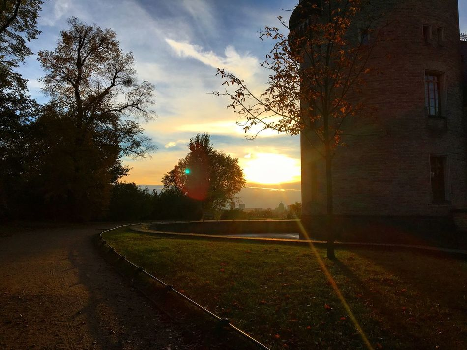 Flatowturm Flatowturm Potsdam Babelsberg Parkbabelsberg Brandenburg Sunset Sonnenuntergang 🌇