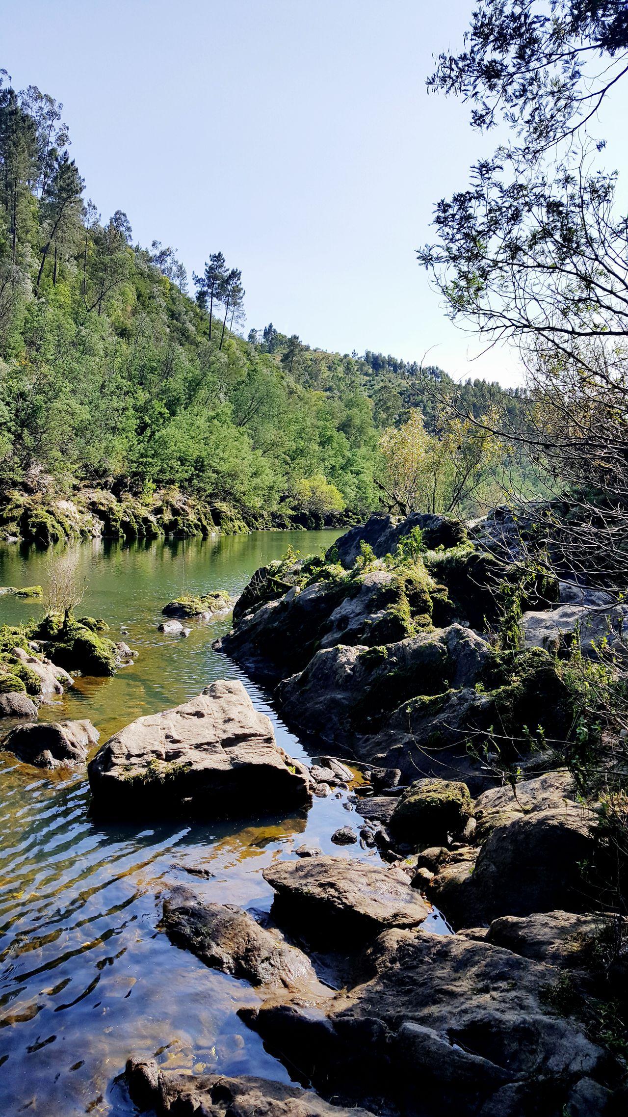 River Natureza 🐦🌳 Natureza🍁 Barragemcastelodobode Barragensdeportugal Water Rio Barragem