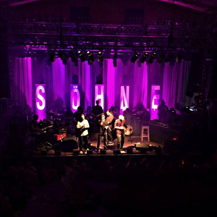 Söhne Mannheims Elyzion Tour 2014