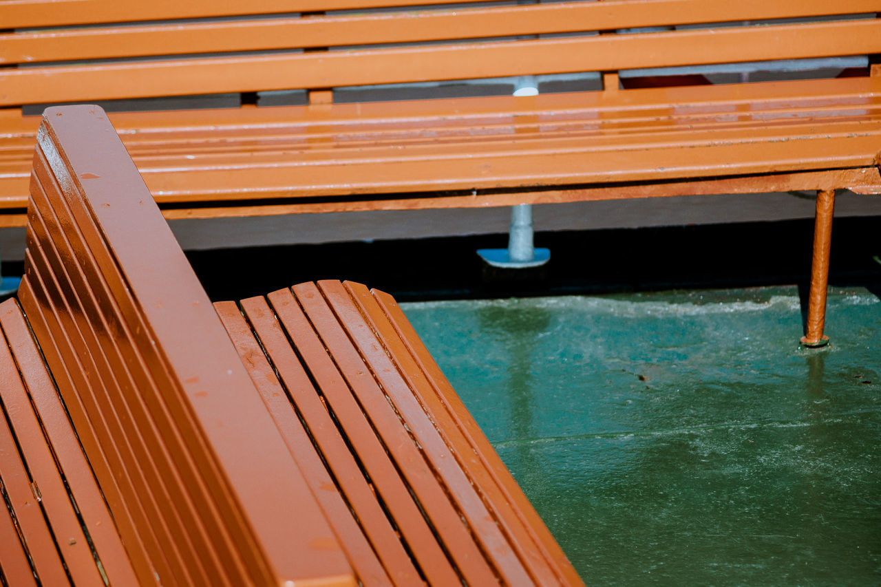 Boat Trip Architecture Bench Boat Built Structure Close-up Day Journey Nature No People Outdoors Ship Travel Water Wood - Material