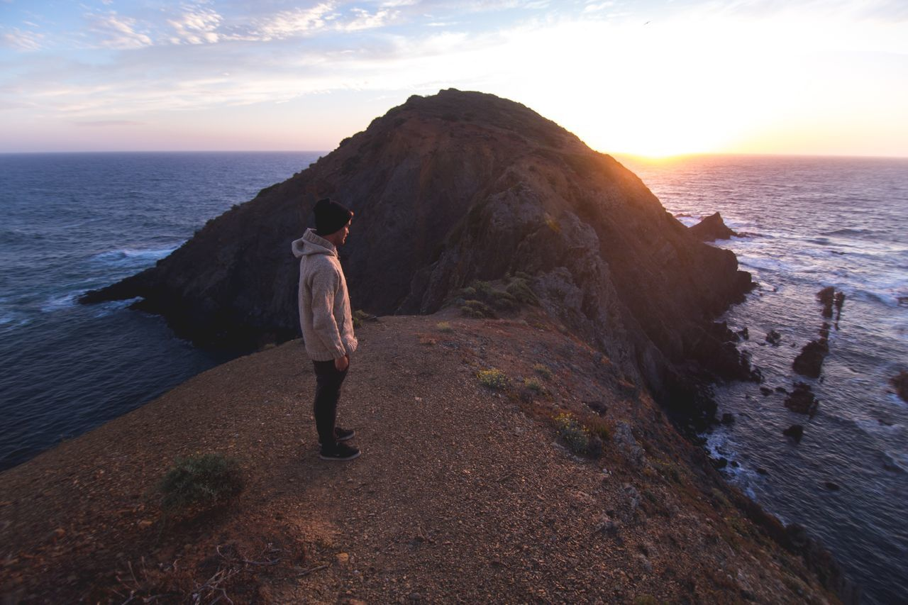 Bromance 😊 Portugal Coast Coastline Outdoors Nature Friend Friends Exploring Ocean Sunset Beach Beautiful
