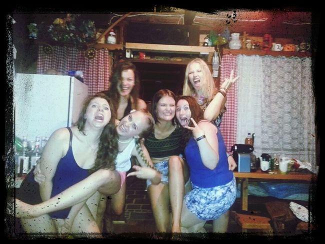 My Girls ♥ Get Inspired Last Night Party Girls
