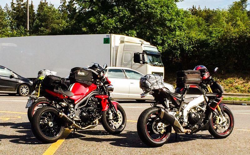 Bikes Travel Motorbike Motocicleta Viajes