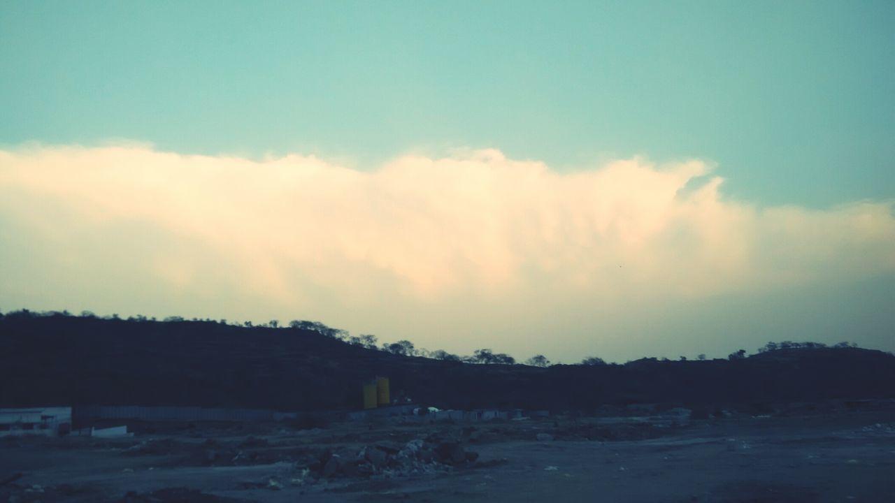 Cloudfall