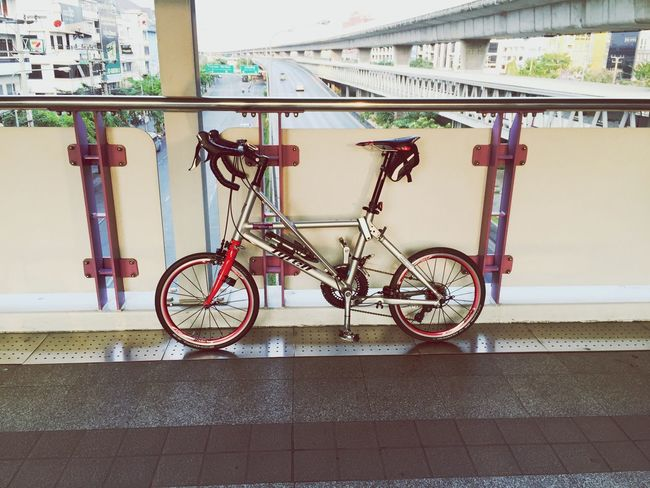เช้านี้ที่วงเวียนใหญ่ Myactivity  Relaxing Enjoying Life Cycling TyrellFX Tyrellthailand Bicycle