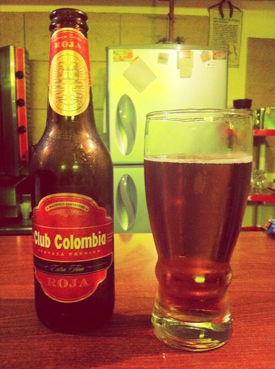 Sólo en Colombia La mejor de las Mejores !! Club Colombia !!