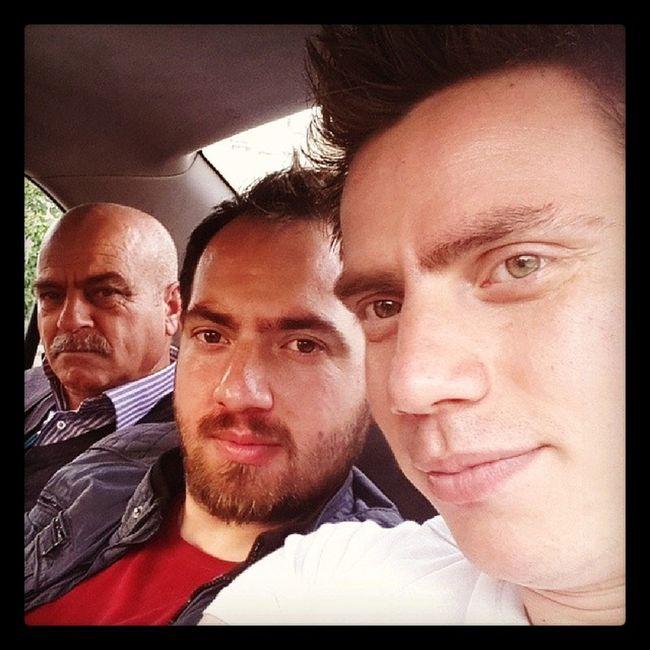 Baba Ogul ve Kutsalruh Dad son bro car selfie instamood instagood instalike instapic instaufuk instacool gencler :) :)