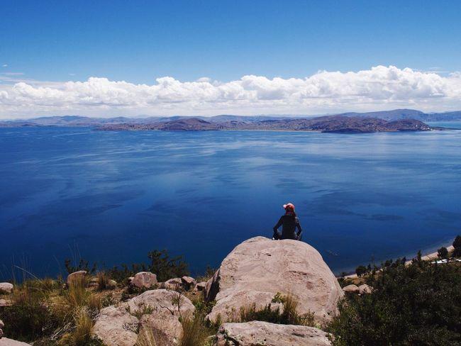 titicaca view Peru Walking Around Escaping Hiking