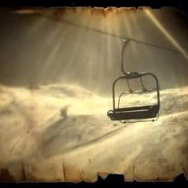 Ski Skiing Skiingislife Mountainlife Hellya Sun Colorado Arapahoebasin Chairlift Cool Snow