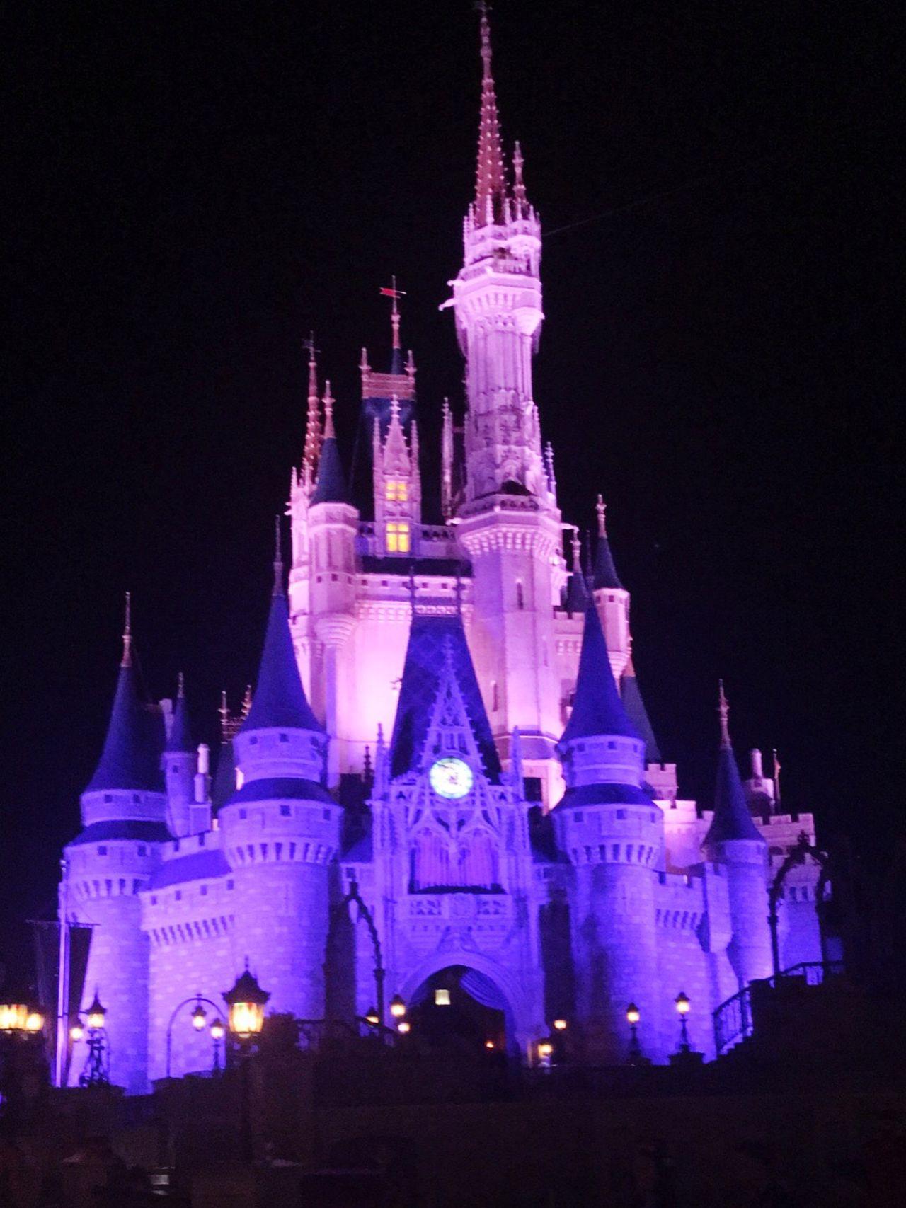 Cinderella Cinderella Castle Walt Disney World Disney DisneyWorld Magic Kingdom Night Nightphotography Travel Destinations Tourism Vacation Vacations
