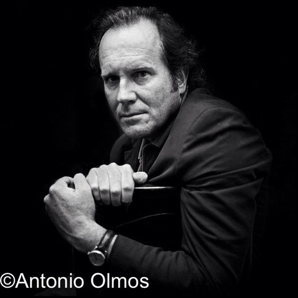 William Boyd, writer, photographed by Antonio Olmos