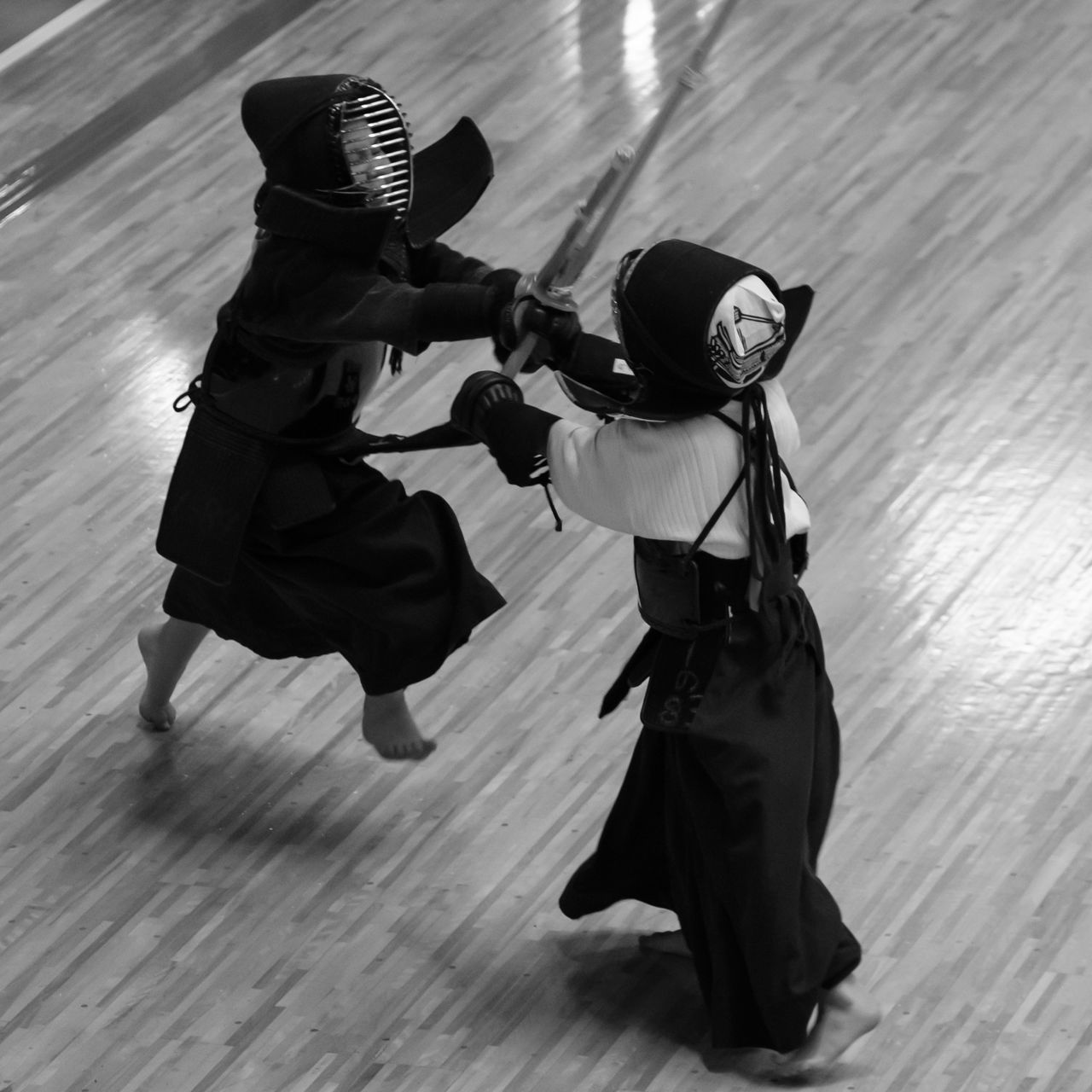 Black Black And White Blackandwhite Budo Japanese Culture Kendo Sport Sports Sword Swordman Ship Wood - Material X-PRO2 XF50-140mm The Portraitist - 2016 EyeEm Awards