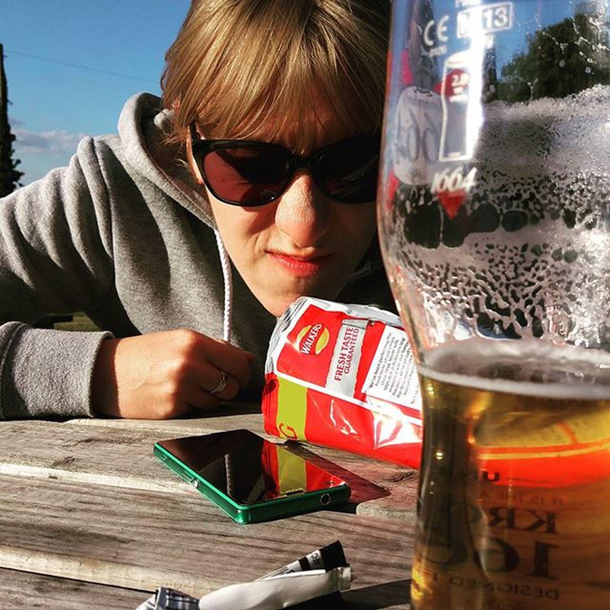 Beertime Thatfridayfeeling RoseAndCrown Severnstoke