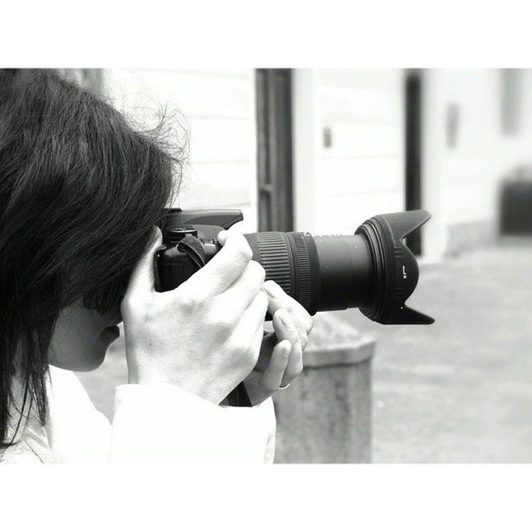 PadovaRazionalista Behindthescenes TBT  : Shoottheshooter Victim: Nadia Camera: Canon
