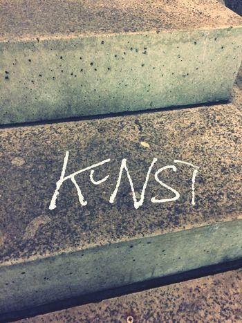Kunst Art Urban Stairs Words