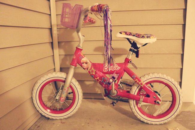 Barbie Bike Bicycle Cycle Kids Kidsstuff Barbie Girl Barbiedoll Barbies Pics Barbie World Barbiepink BarbieLover BarbieFan4Life Barbieworld Ride Riding Bike Kids Bike Kids Bicycle Canonphotography Canon Canon 70d Canon EOS 70D