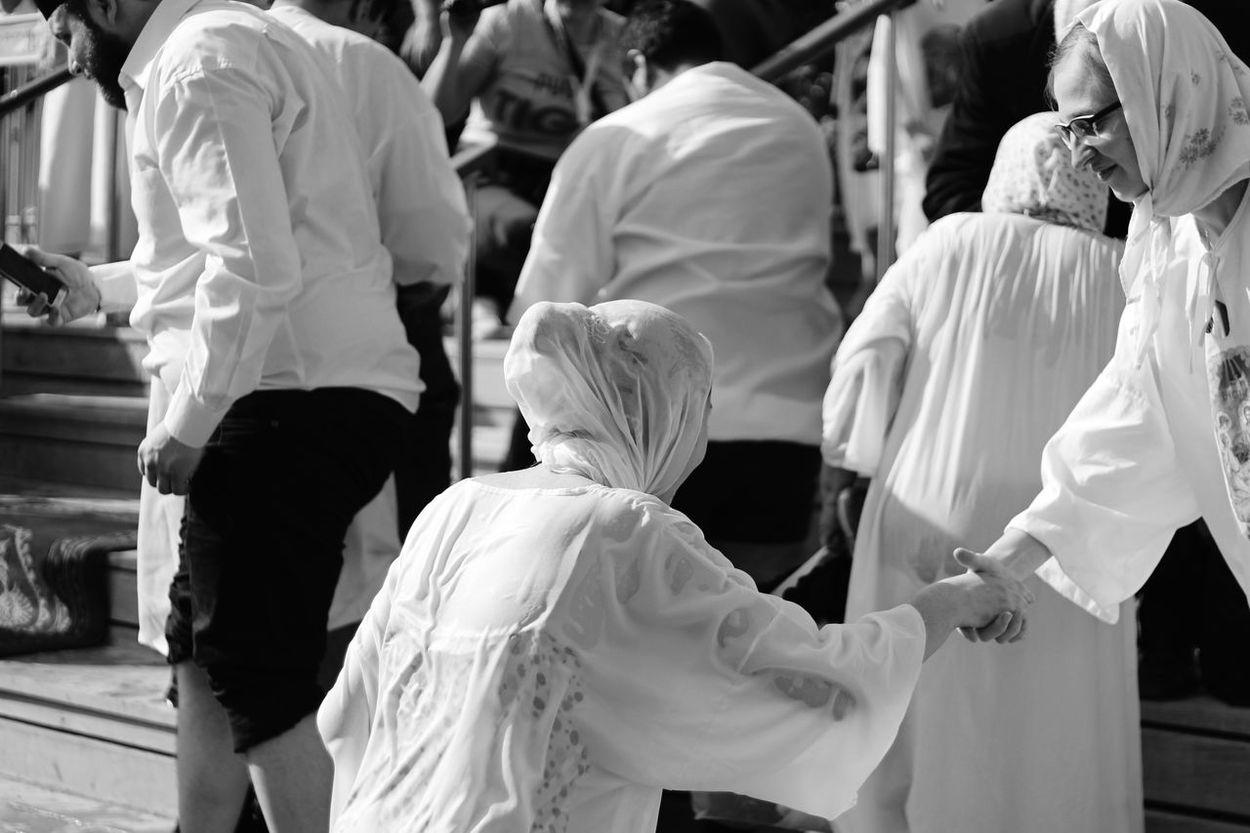 Epiphany Bride Bridegroom Celebration Ceremony Day Epiphany Groom Large Group Of People Men Outdoors People Real People The Photojournalist - 2017 EyeEm Awards Togetherness Traditional Clothing Wedding Dress Women מייקאסר מייקנון מיישחורלבן