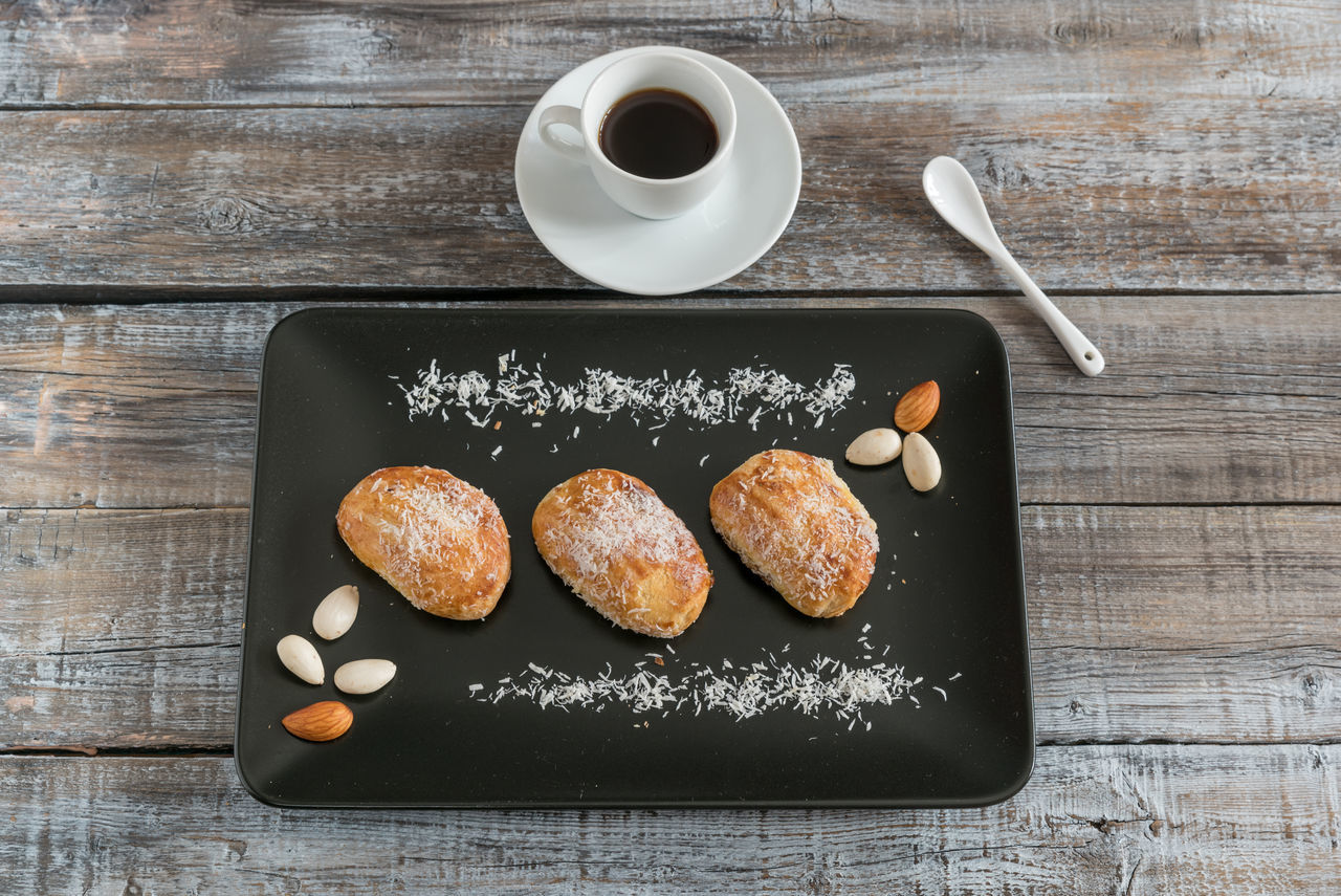 Beautiful stock photos of cookies,  Almond,  Baked,  Baked Pastry Item,  Breakfast