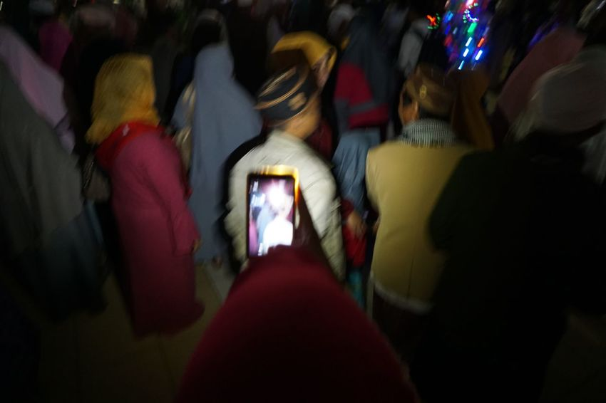 Tasikmalaya, 27 Desember 2017. Street Photography Street Leisure Activity Standing Large Group Of People Night Adult People EyeEmNewHere EyeEmNewHere EyeEm Ready