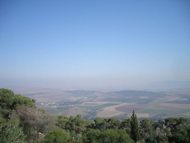 Israel No People Outdoors Panoramic Photography Ruins Architecture Sky