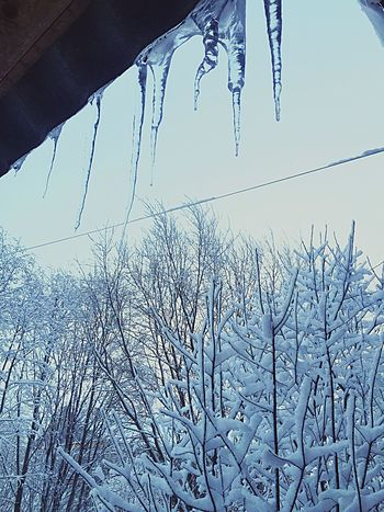Зима зима❄️ сосулька выходной сказка