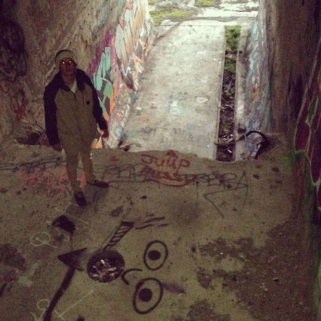 Adventurous Thursday night with @mfreeman15 the fk Cementworks Sorryforsomanyphotos Igotmoreinternetsoimexcited Exploringshit