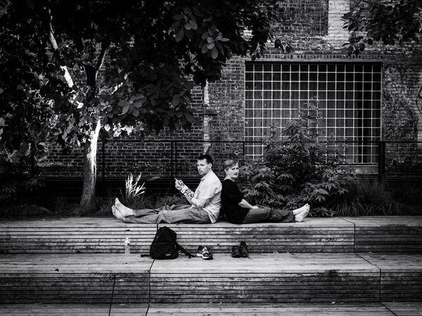 Highline, New York Couples New York City