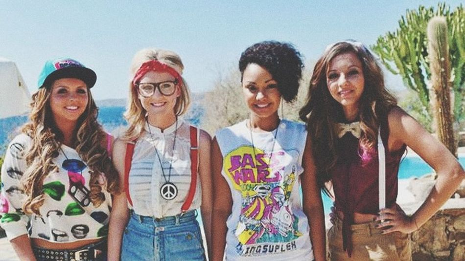 Little Mix  Jesy Nelson Perrie Edwards Leigh-Anne Pinnock Jade Thirlwall X Factor