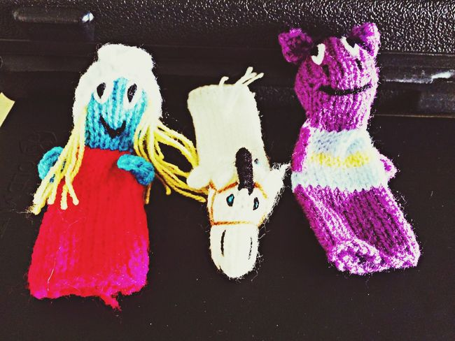 Little Friends Hand Made Lovely Titeres