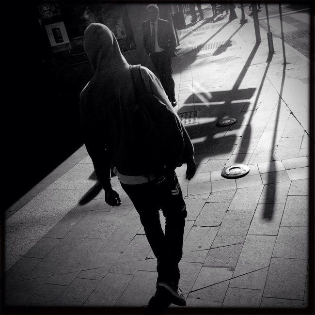 Streetphotography Hipstamatic Blackandwhite