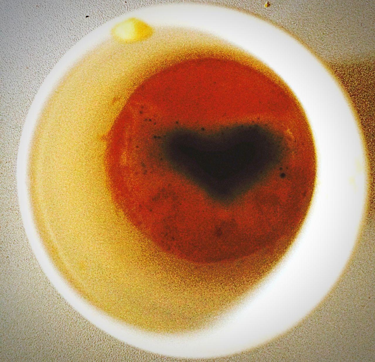 Coffe heart !!!