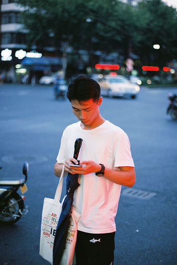People Young Adult Street Photography Film Photography Streetphotography 35mm Film Film One Person