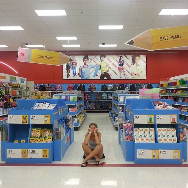 It's the most wonderful time of the year! Backtoschool Pascocountyschools Supertarget Yay teenager sad schoolsupplies @pascoschools @brittanyvenditto