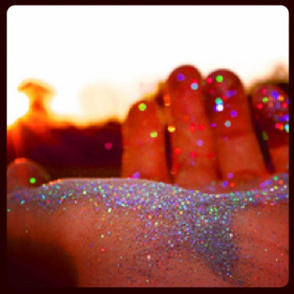 Hand Glitting Way Life ..:-)